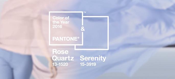 Dé Kleurentrend Van 2016