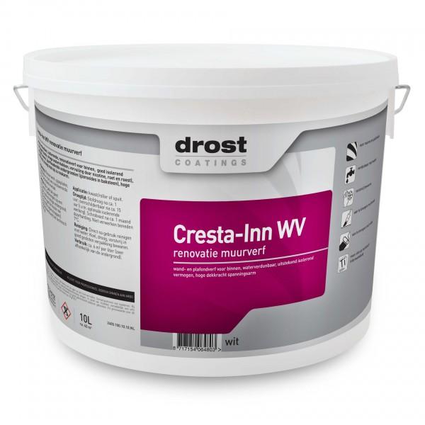 Drost Cresta-Inn WV Renovatie Muurverf