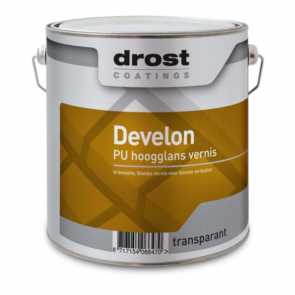 Drost Develon PU Vernis Hoogglans