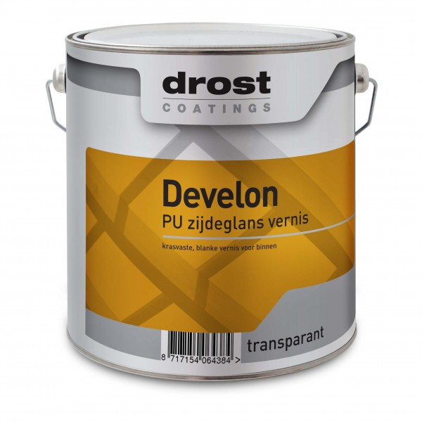 Drost Develon PU Vernis Zijdeglans