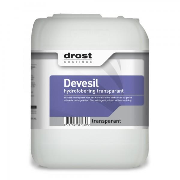 Drost Devesil Hydrofobering Impregneer 5 Liter