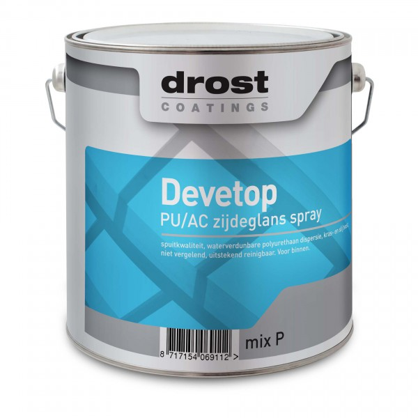 Drost Devetop PU-AC Zijdeglans Spray