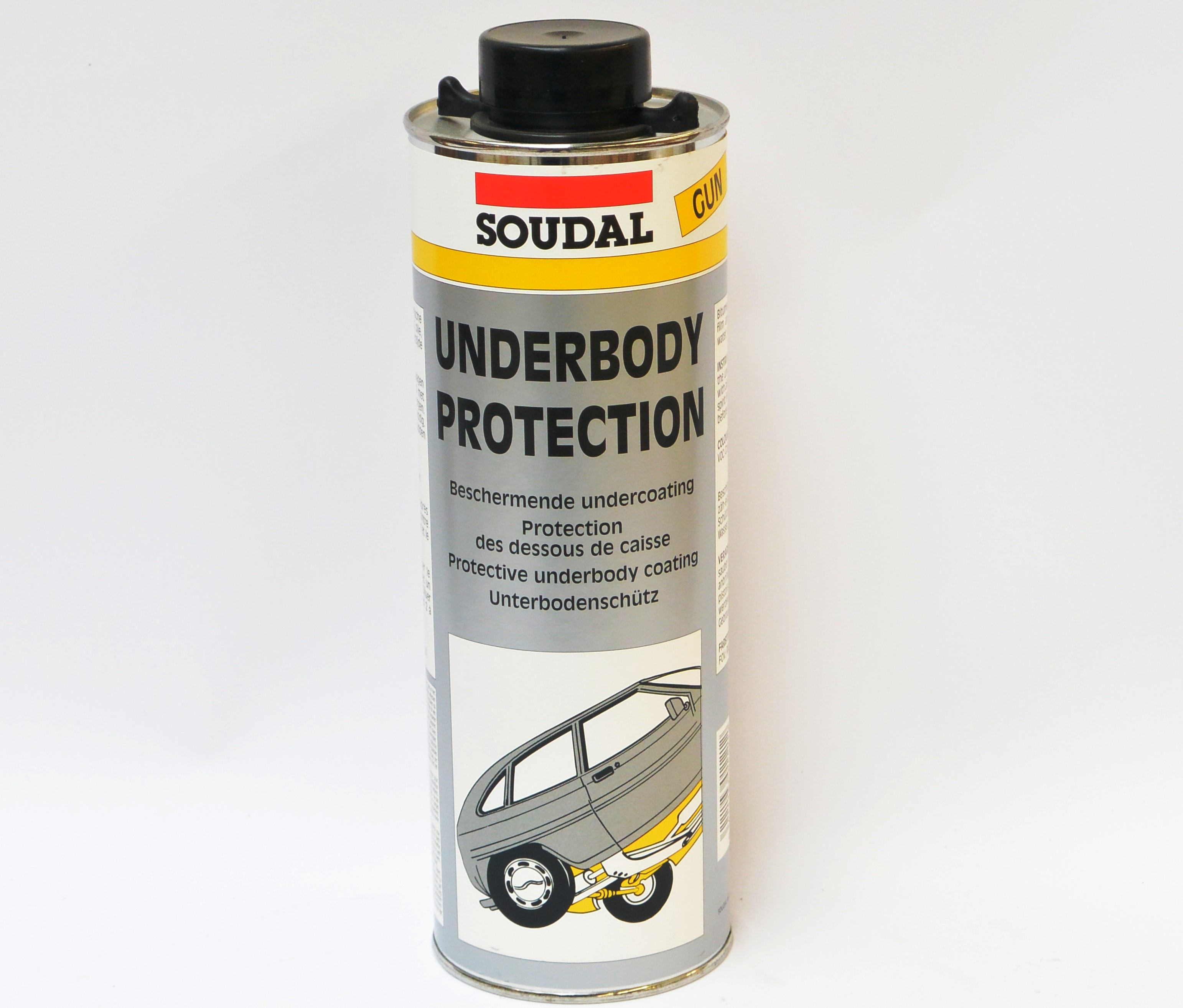 Soudal Underbody Protection