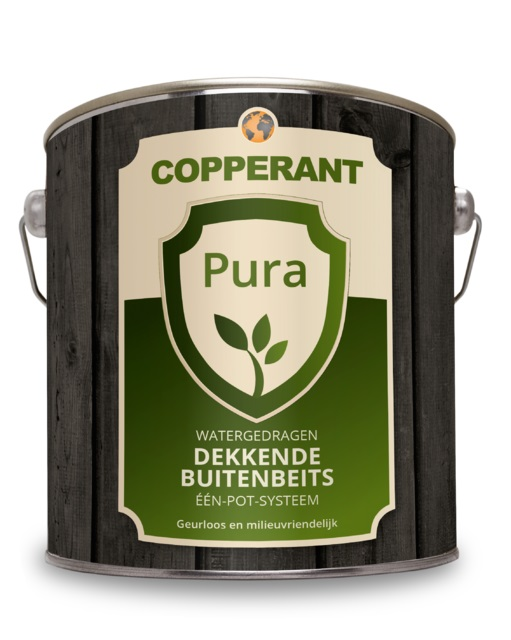 Copperant Pura Biobased Dekkende Buitenbeits