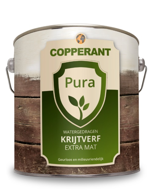 Copperant Pura Biobased Krijtverf