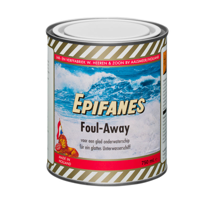 Epifanes Foul-Away Antifouling 750 Ml