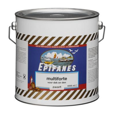 Epifanes Multiforte Loopdekkenverf  4 Liter