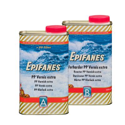 Epifanes PP Vernis Extra Met UV Filter