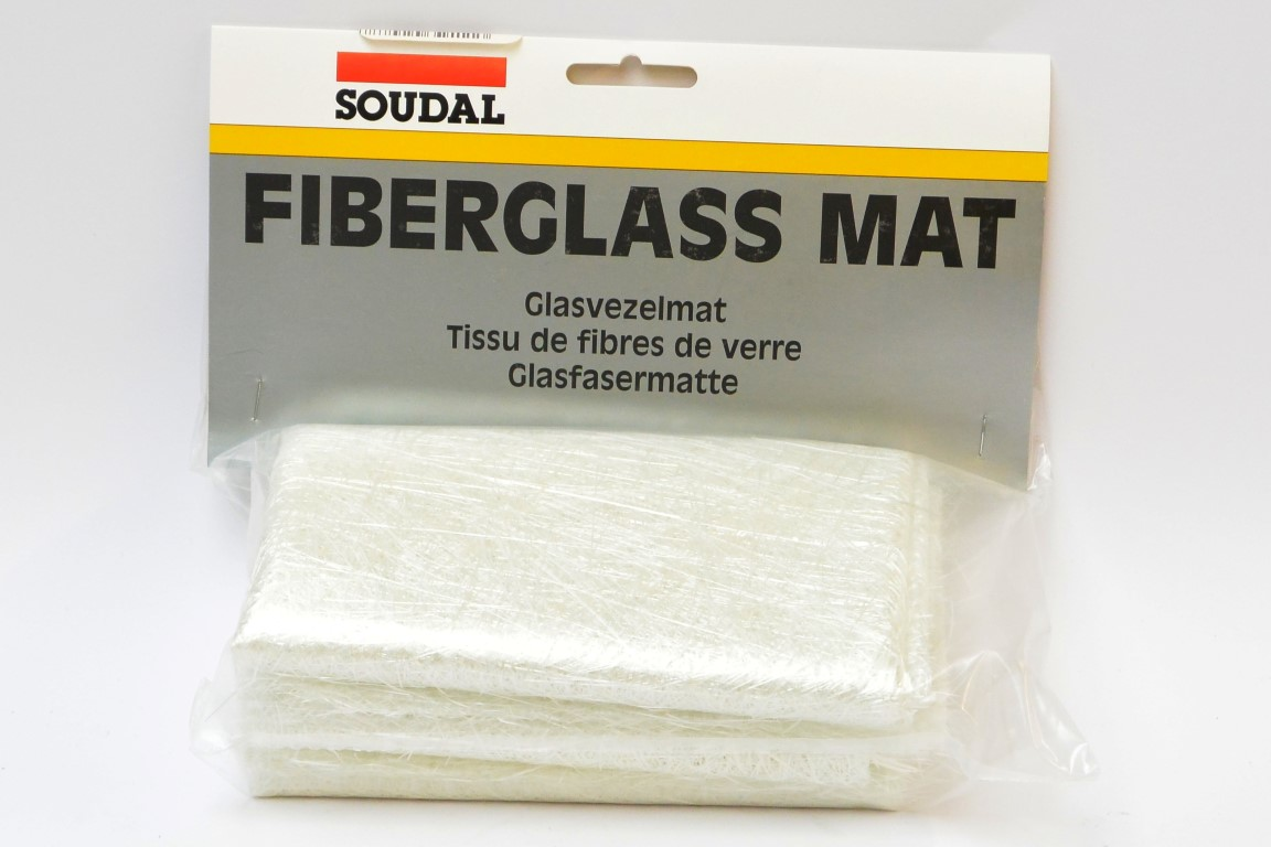 Soudal Fiberglass Mat  1 M2