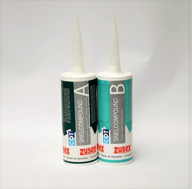 Zusex Snelcompound Set Van 2 X 150 Ml