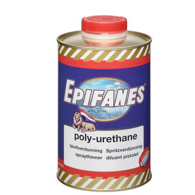 Epifanes Poly Urethane Kwastverdunner 1 Liter