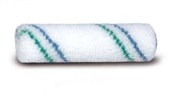 Goudhaantje Reserve Roller Nylon Blauw/Groene Streep 2K