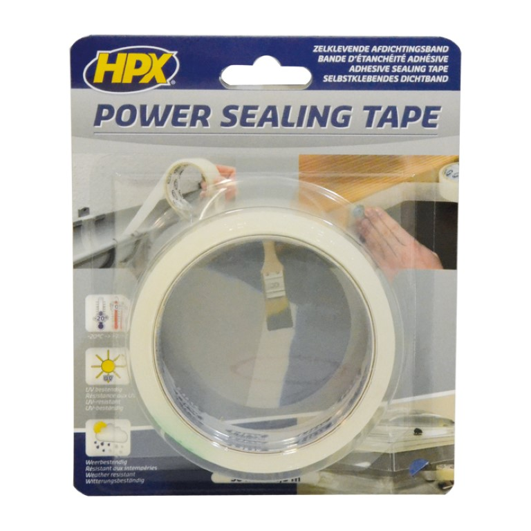 HPX Power Sealing Tape 38 Mm X 1,5 Meter