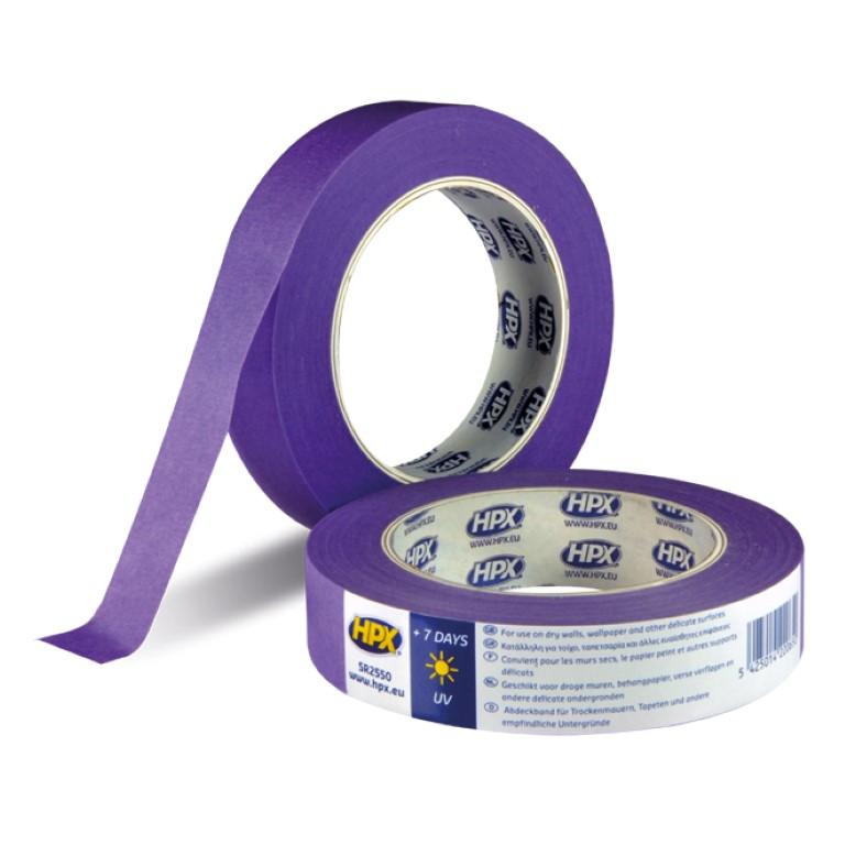 HPX Masking Tape Lichtklevend  SR