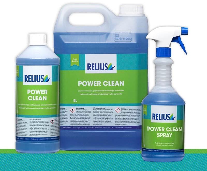 Relius Powerclean
