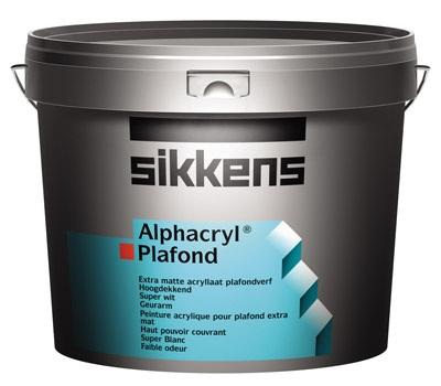 Sikkens Alphacryl Plafond Wit