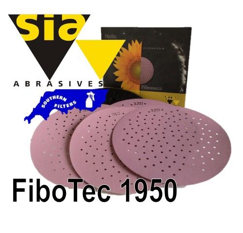 Siaspeed Schijven #203mm Velcro