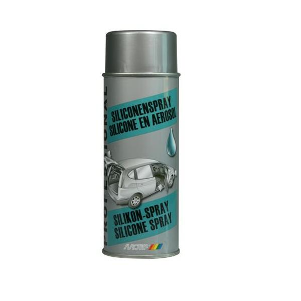 Motip Siliconenspray Spuitbus  400ml