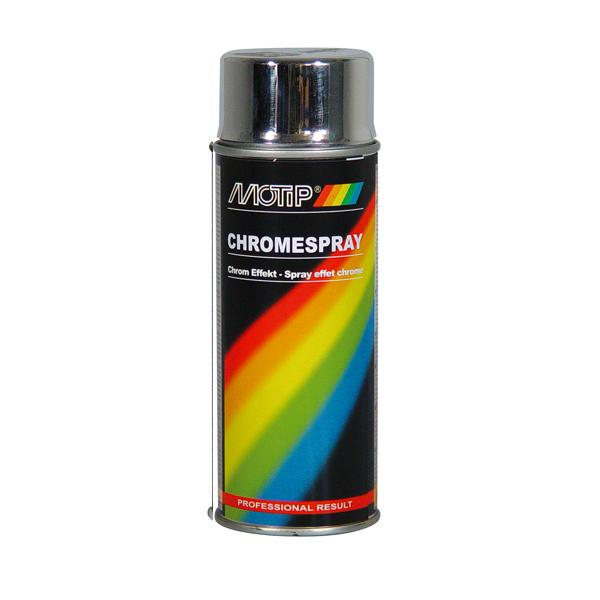 Motip Chroomspray Spuitbus 400ml