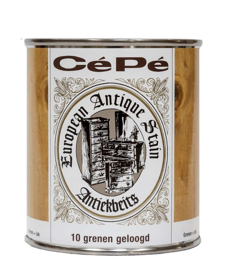 Cepe European Antique Stain Geloogd 500 Ml