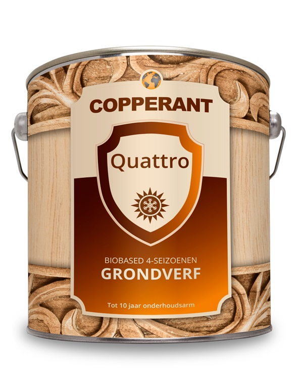 Copperant Quattro Biobased Grondverf