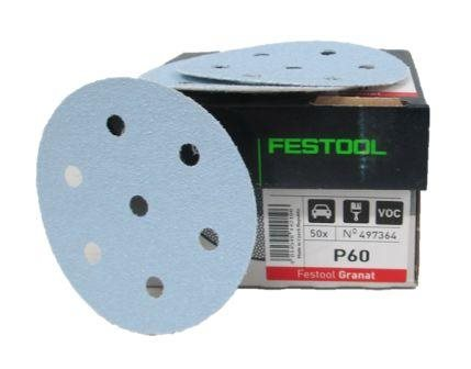 Festool Schijven Granat 90mm