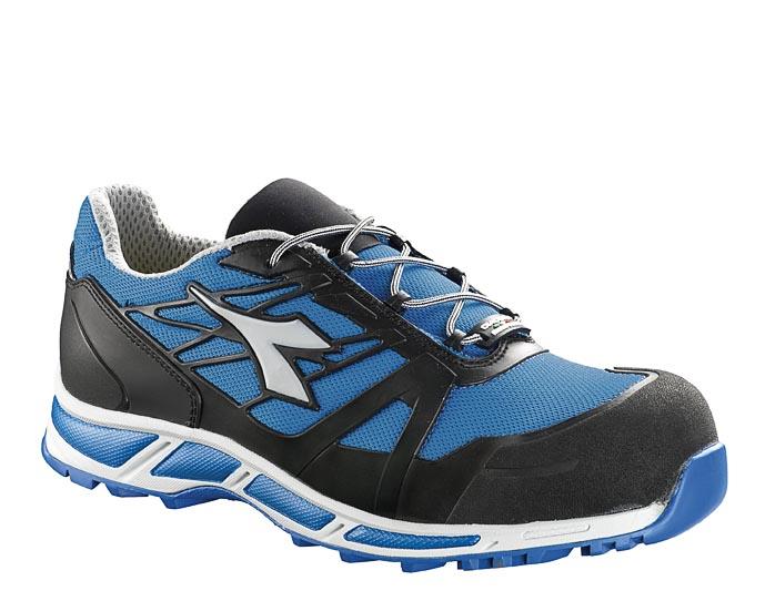 Diadora Werkschoenen Dealer.Diadora Werkschoen D Trail Low Royal Blue S3 Nicolaas Verf