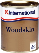 International Woodskin Natural Teak 750 Ml