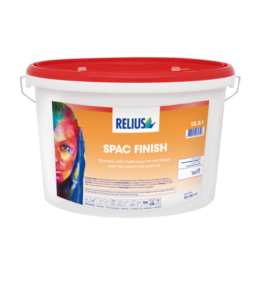 Relius Spac Finish LF