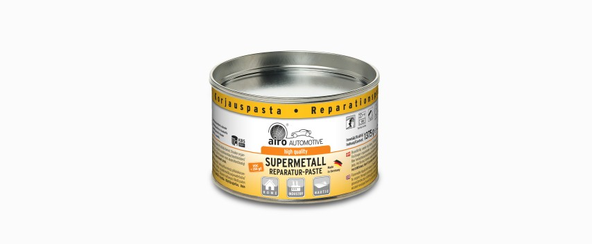 Airo Supermetall Plamuur