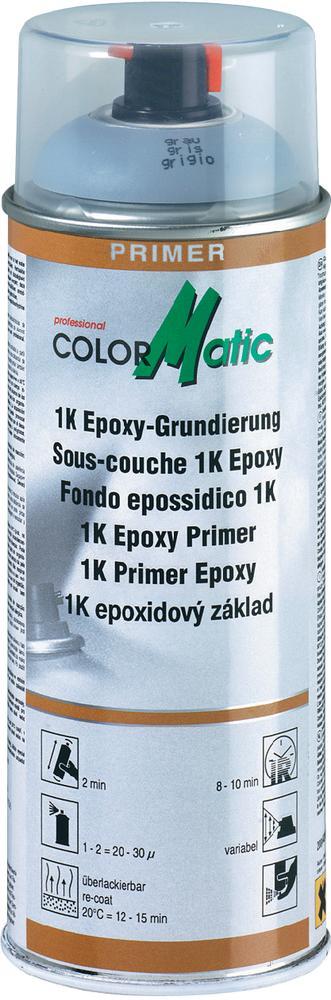Colormatic  Epoxy Primer Spuitbus 400 Ml