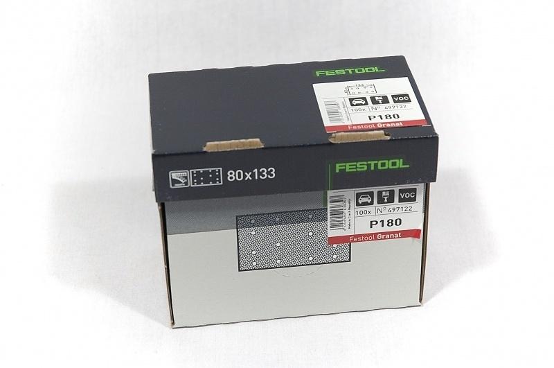 Festool Schuurstroken 80×133 Granat