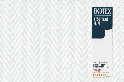 Ekotex Excellent Visgraat Fijn Direct 9170 Rol 50mtr
