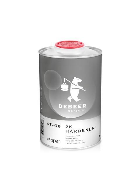 De Beer 2K Verharder Snel 47-40 1 Liter