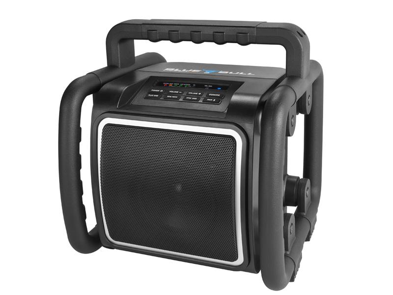 PerfectPro Blue Bull Bluetooth Oplaadbaar