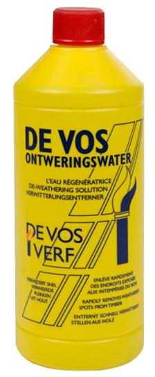 1 Ltr De Vos Ontweringswater