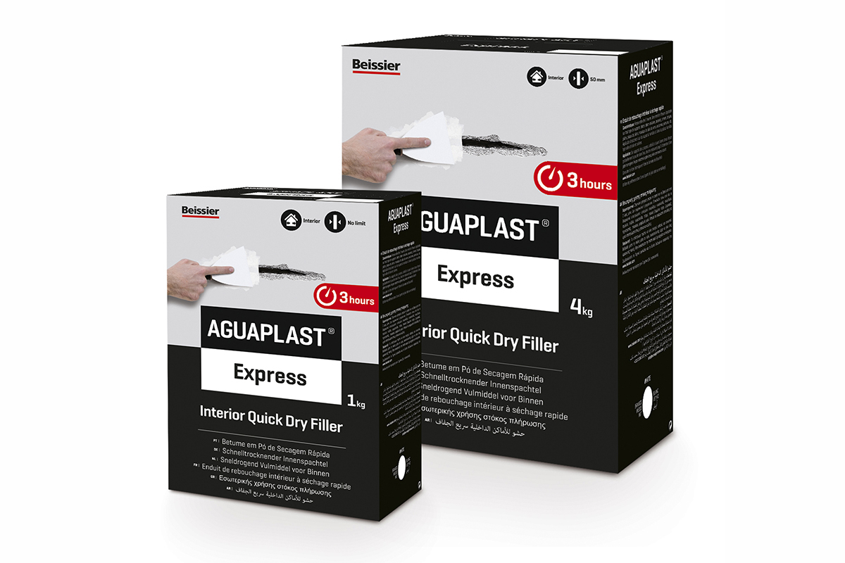 Aguaplast Express Binnenvulmiddel
