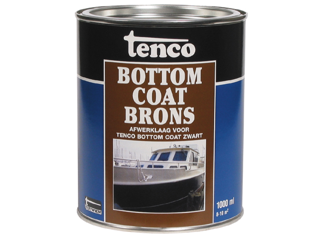 Tenco Bottom Coat Brons