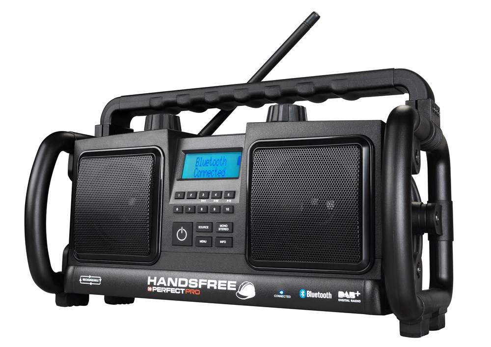 PerfectPro Radio Handsfree Bluetooth