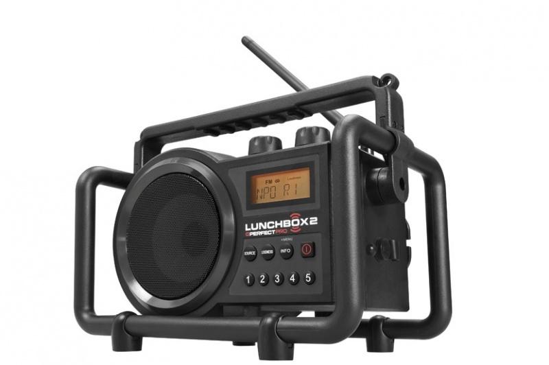 PerfectPro Radio Lunchbox 2
