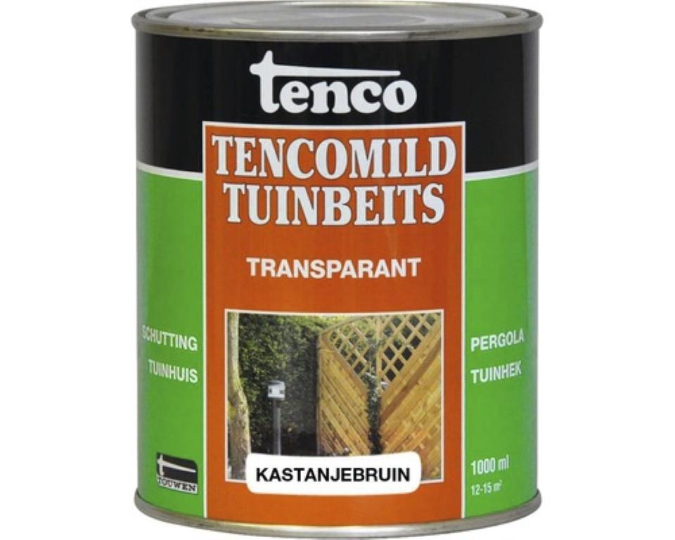 Tencomild Tuinbeits Transparant 2,5 Ltr