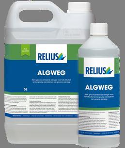 Relius Algweg Reinigingsmiddel