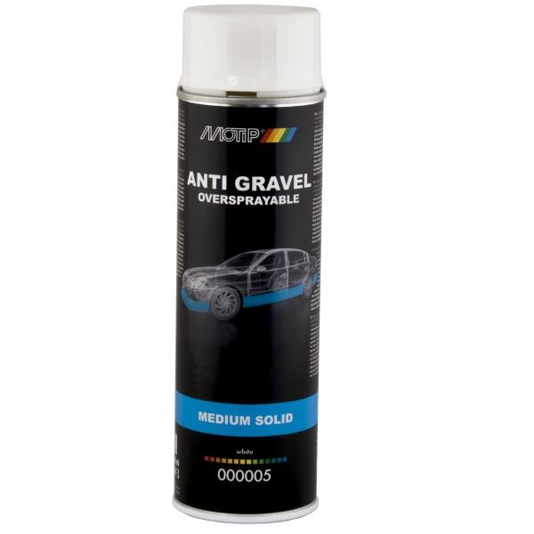 Motip Anti Gravel Oversprayable Medium Solid Spuitbus 500 Ml