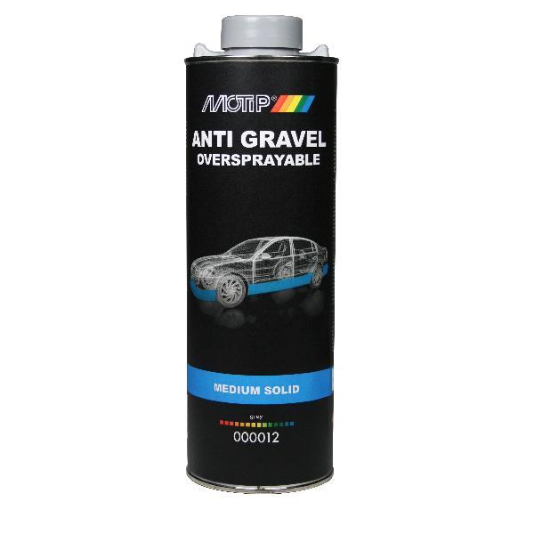 Motip Anti Gravel Oversprayable Medium Solid Onderschroefbus 1000 Ml