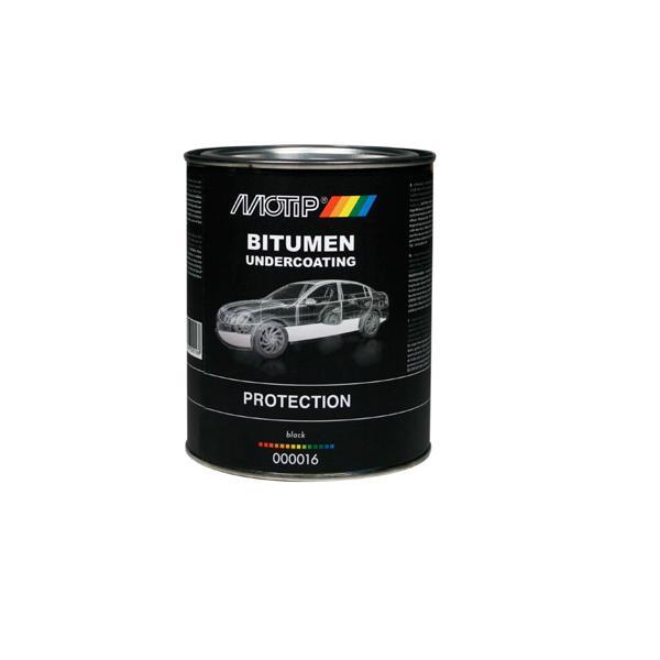 Motip Bitumen Undercoating Kwastblik
