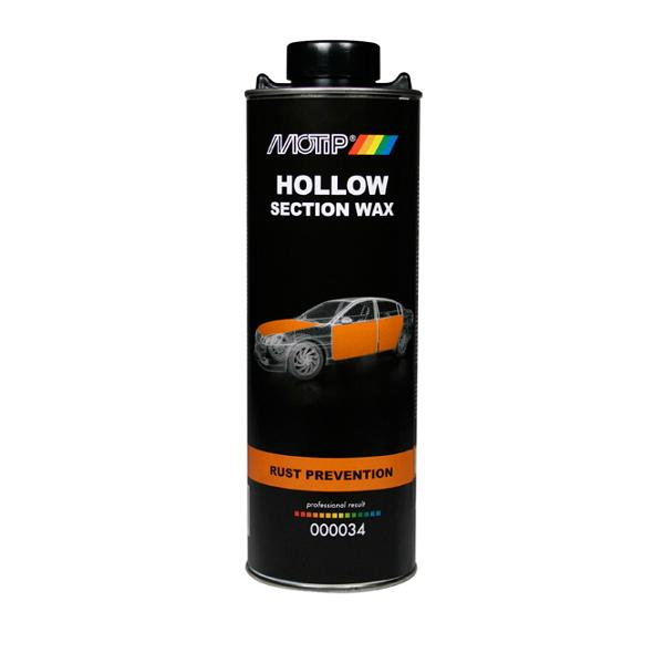 Motip Hollow Section Wax  Onderschroefbus 1000 Ml