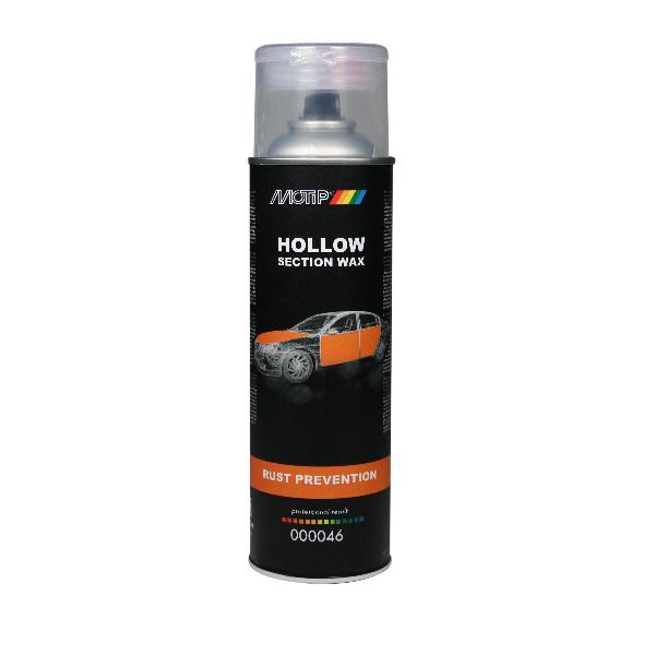 Motip Hollow Section Wax Spuitbus 500 Ml