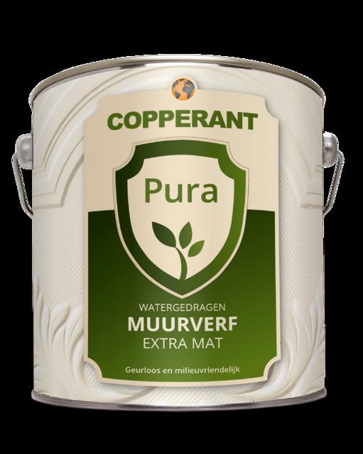 Copperant Pura Watergedragen Muurverf Extra Mat