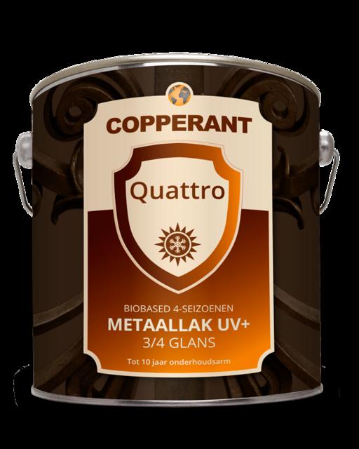 Copperant Quattro Metaallak UV+