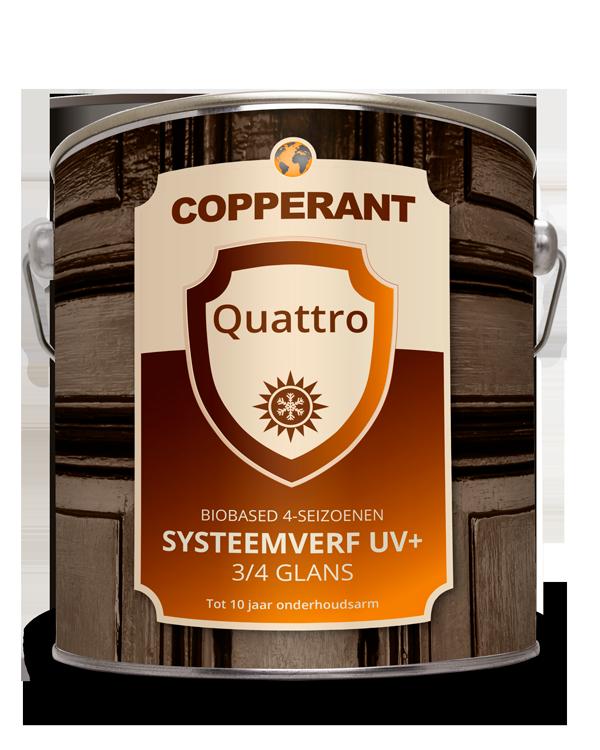 Copperant Quattro Systeemverf 4 Seizoenen